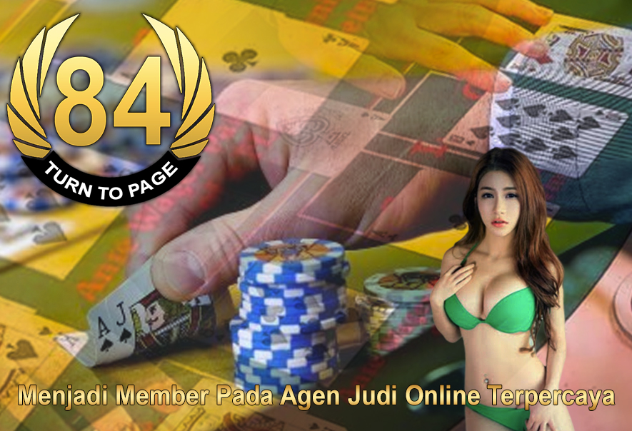 Judi Online Terpercaya Tips Menjadi Member - Turntopage84