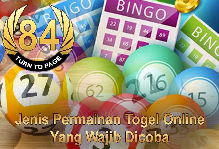 Togel Online Jenis Permainan Yang Wajib Dicoba - Turntopage84